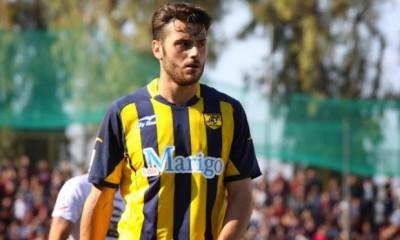 Francesco Nicastro, ex primavera rossazzurro, attualmente in forza alla Juve Stabia
