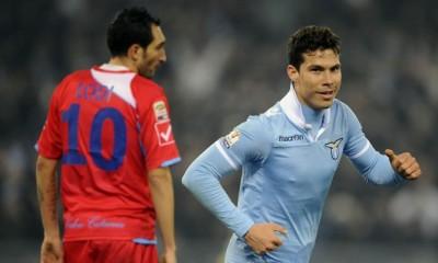 Catania-Lazio 3-0