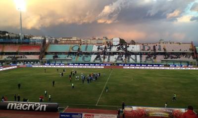 Catania-Monopoli fine partita
