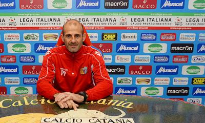 Pippo Pancaro in conferenza stampa