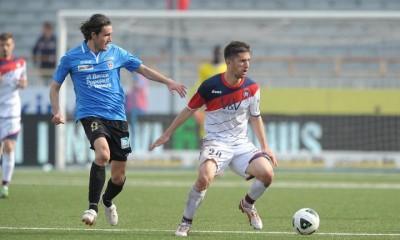 Luca Giannone, obiettivo del Catania, ha appena rescisso con la Reggiana