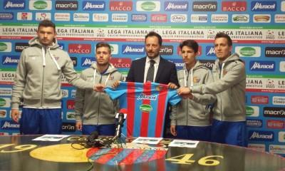 Lupoli Logofatu Gulin Felleca Ferrigno News Catania NewsCatania