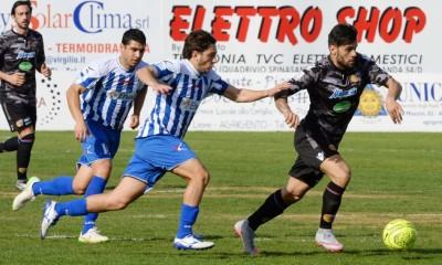Akragas-Catania 3-2