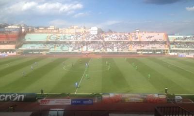Catania-Melfi secondo tempo