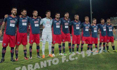 Foto da: Taranto Fc