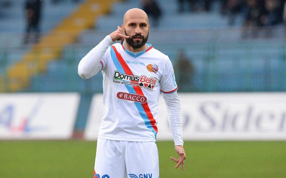 Catania bravo e fortunato, batte la Juve Stabia al 94': risolve Mazzarani