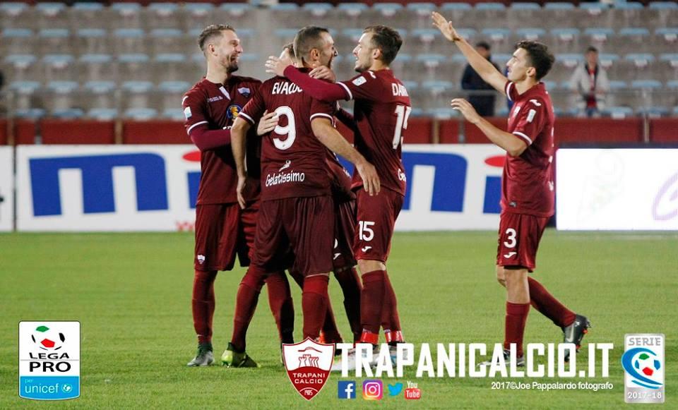 Trapani Calcio, Calori: