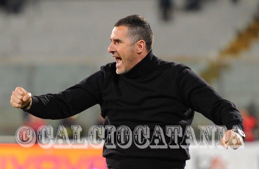 Akragas-Catania 1-3, Gli etnei domano i giganti in trasferta