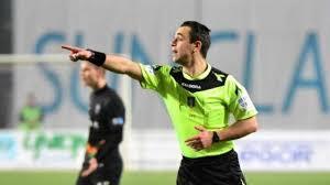 Ivan Robilotta arbitro