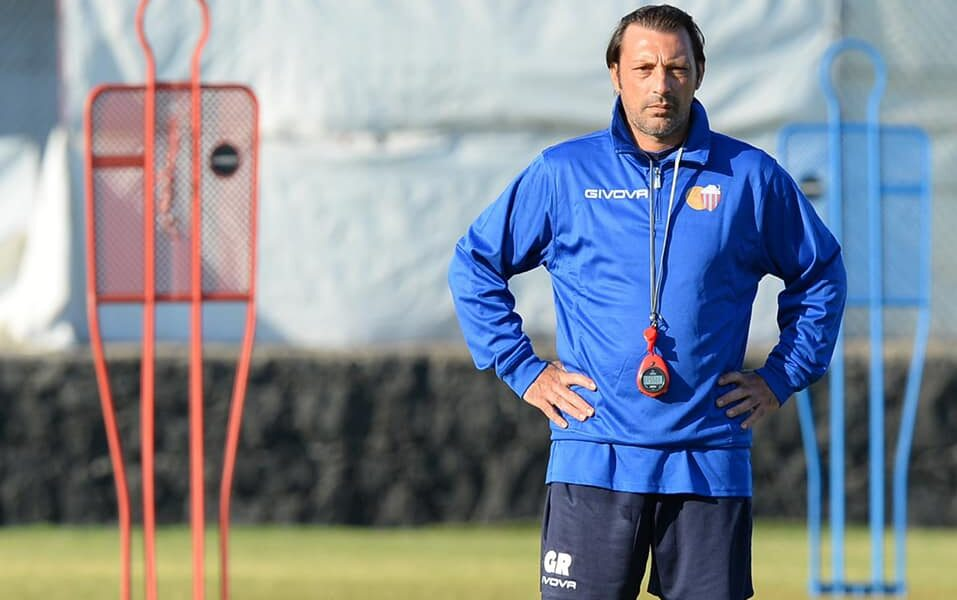 """Catania, Raffaele: """"Vogliamo fare una partita gagliarda. Bari grande squadra, anche noi lo siamo"""" 118585750_3429161280437937_1297434214296980045_n-e1598602438270-957x600"""